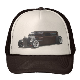 Rusty Rat Sedan Cap