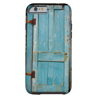 Rusty Rustic Weathered Door Retro Old Tough iPhone 6 Case