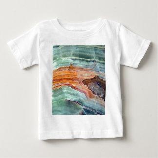 Rusty Sagey Minty Quartz Baby T-Shirt