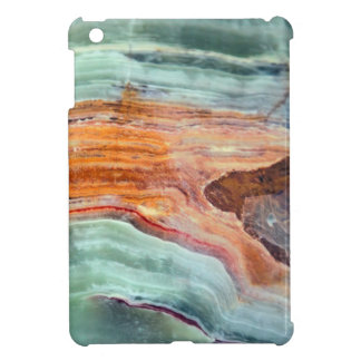 Rusty Sagey Minty Quartz iPad Mini Case