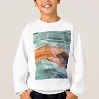 Rusty Sagey Minty Quartz Sweatshirt