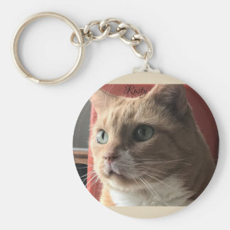 Rusty the Toothless Wonder Key Ring