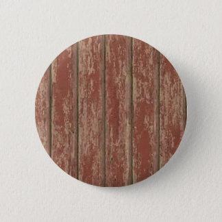 Rusty Weathered Board 6 Cm Round Badge