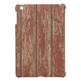 Rusty Weathered Board iPad Mini Case