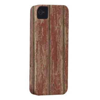 Rusty Weathered Board iPhone 4 Cases