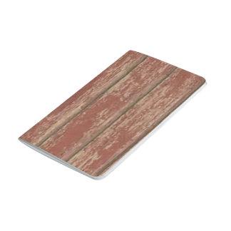 Rusty Weathered Board Journal