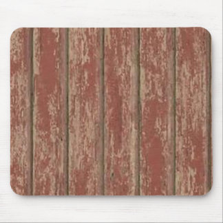 Rusty Weathered Board Mouse Pad