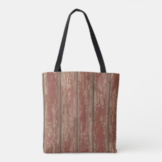 Rusty Weathered Board Tote Bag