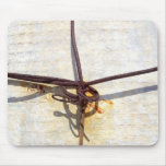 Rusty Wire. Mousepads