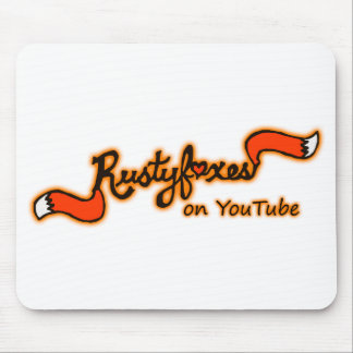 Rustyfoxes On Youtube Color Customizable Mousepad
