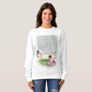 Ruth 2: 12 -18  -  Gleaning Sweatshirt