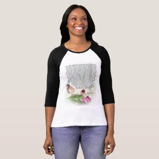 Ruth 2: 12-18 Gleaning T-Shirt