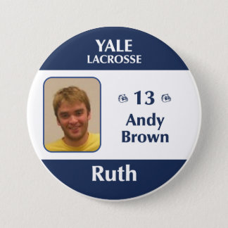 Ruth - Andy Brown 7.5 Cm Round Badge