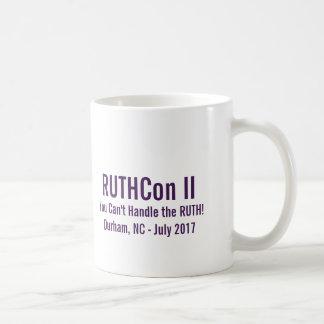 RUTHCon II Coffee Mug