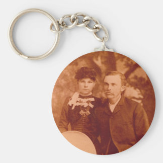 Rutherford Reunion Key Chains