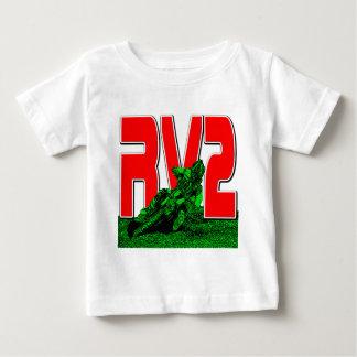 rv2bike.png baby T-Shirt