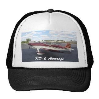 RV-6 Aircraft Cap