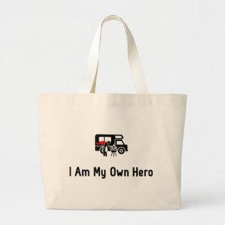 RV Hero Jumbo Tote Bag