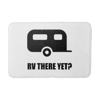 RV There Yet Bath Mats