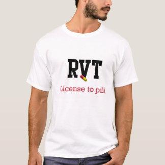 RVT vet tech shirt