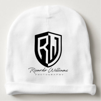 RW Photography Custom Baby Cotton Beanie Baby Beanie