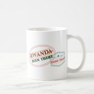 Rwanda Been There Done That Coffee Mug