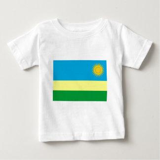 Rwanda flag baby T-Shirt