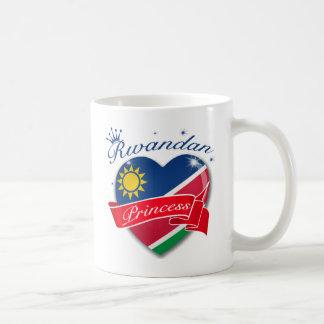 Rwandan Princess Coffee Mug