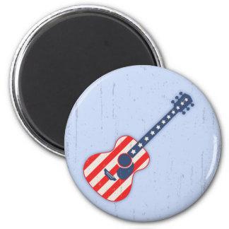 RWB Acoustic 6 Cm Round Magnet