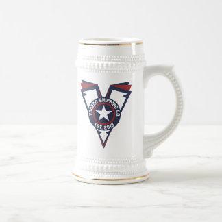 RWB Logo Beer Stein