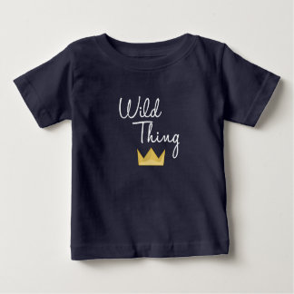RWT matchies crown white Baby T-Shirt