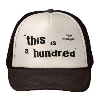 Ryan Frisinger - 100 - Trucker Hat