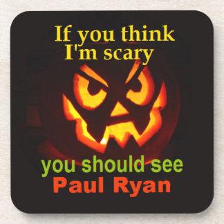 Ryan Halloween Coaster