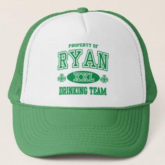 Ryan Irish Drinking Team Trucker Hat