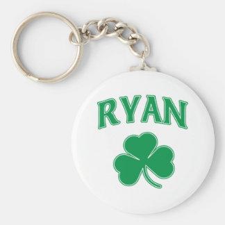Ryan Irish Key Ring