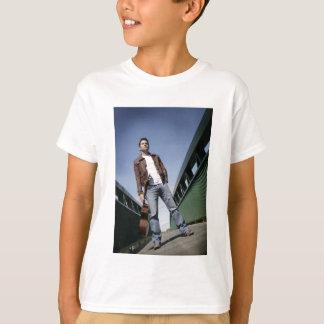 Ryan Kelly Music - Bridge -Youth White T-Shirt