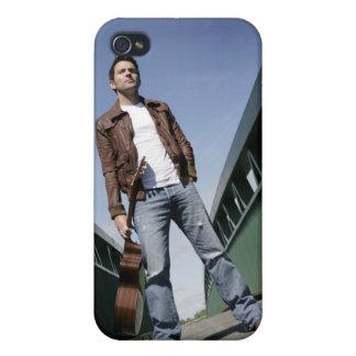 Ryan Kelly Music - iPhone 4 - Bridge Cases For iPhone 4