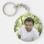 Ryan Kelly Music - Keychain - Green Trees