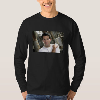 Ryan Kelly Music - Long Sleeve Blk - PlainWhiteT T-Shirt