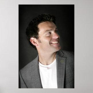 Ryan Kelly Music - Poster - Smile