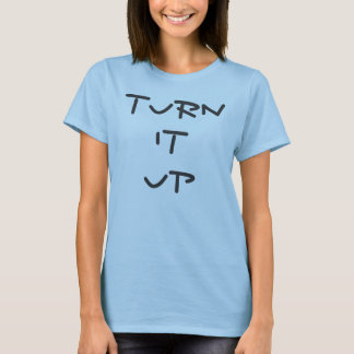 Ryan Lochte Turn it Up Ladies Tee
