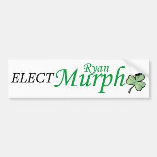 Ryan Murphy Bumper Sticker