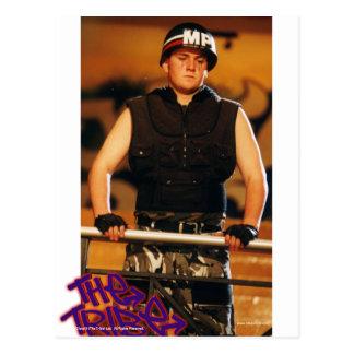 Ryan The Tribe Postcard