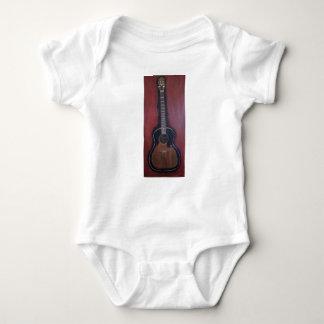 Ryan's Guitar Baby Bodysuit