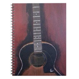Ryan's Guitar Notebooks