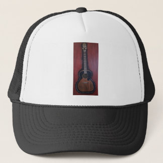 Ryan's Guitar Trucker Hat