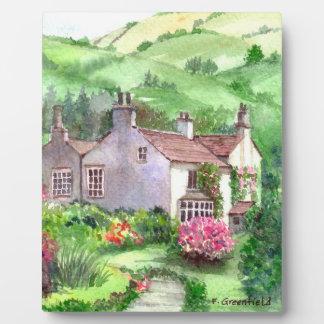 Rydal Mount, William Wordsworth's Home Plaque