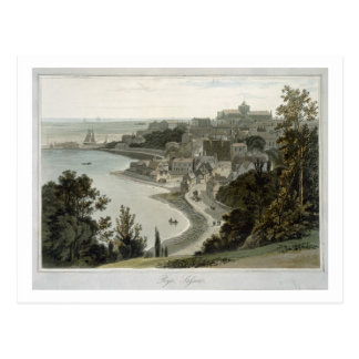 Rye, East Sussex, from 'A Voyage Around Great Brit Postcard