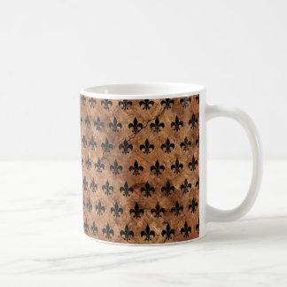 RYL1 BK-MRBL BR-STONE COFFEE MUG