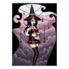 Ryla - Valentine's Day Witch Card